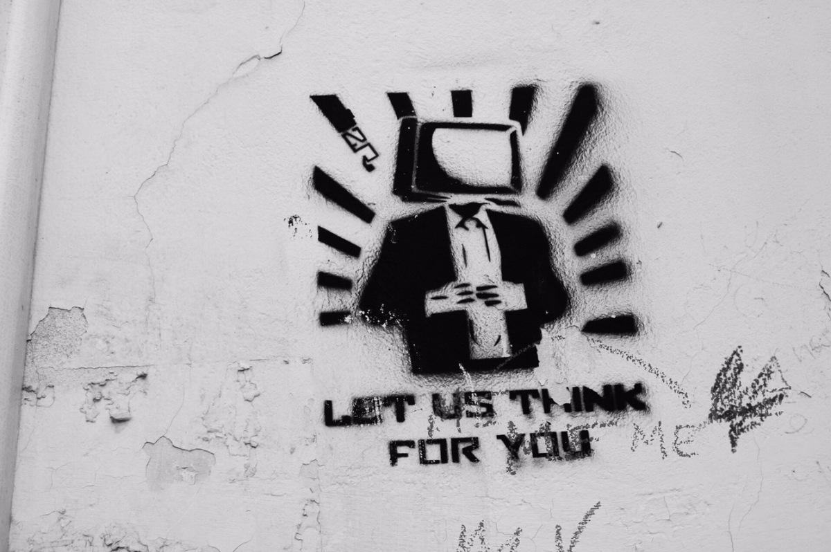 Street Art Got me Thinkin
